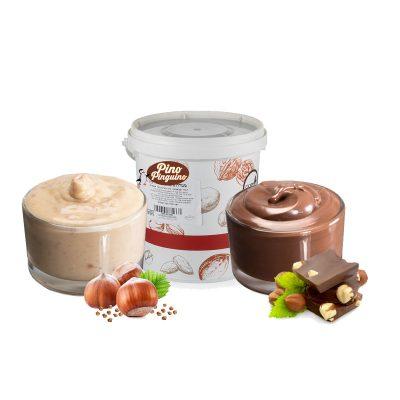 חומרי גלם להכנת גלידה